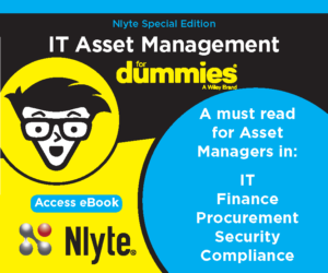 IT asset management for dummies ebook