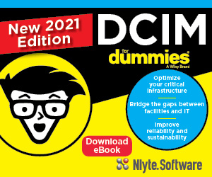 Featured Image for Data Center Infrastructure Management (DCIM) For Dummies